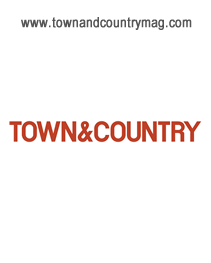 TOWN & COUNTRY MAG - read full post