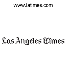 LOS ANGELES TIMES blog - review on THE RAVEN - read full post
